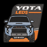 Yota Leds Logo Patch