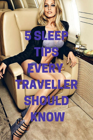 Sleep Hacks for Travellers when Facing New Time Zones