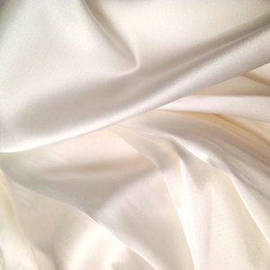Cream - Lustrous Silk Sheet Set