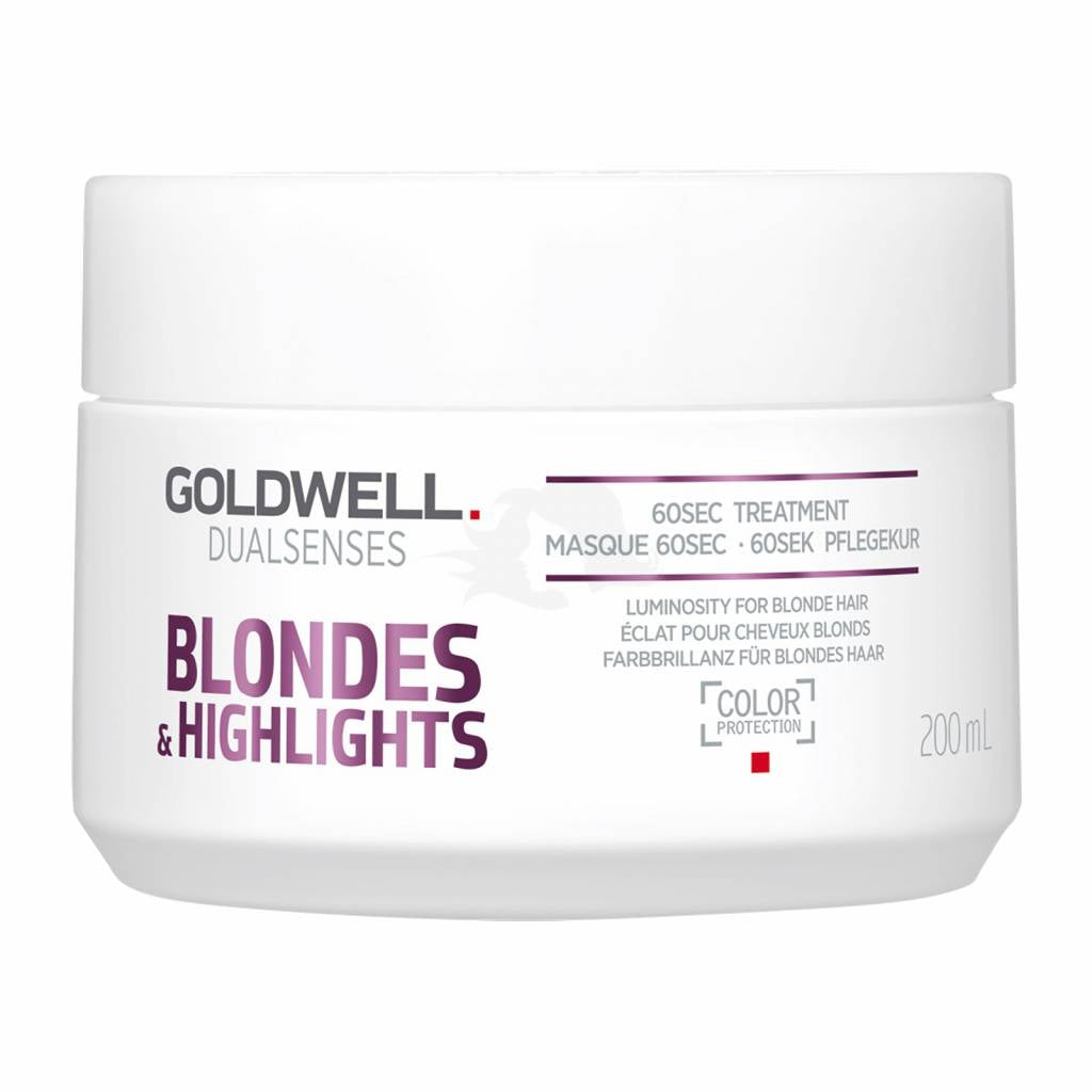 Blonde & Highlights 60sec Treatment 200ml