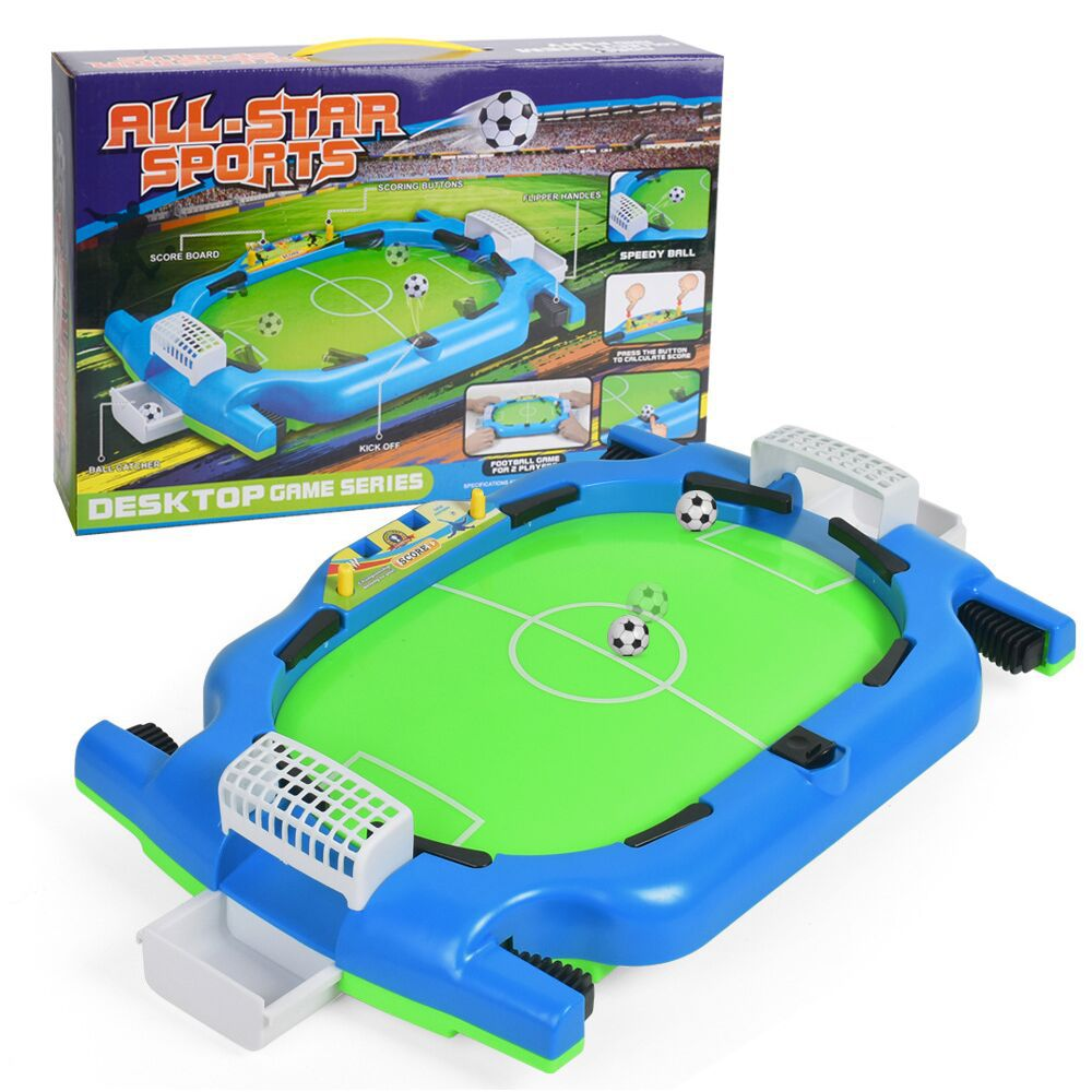 Children's Educational Two-person Battle Scoring Football FieldToy