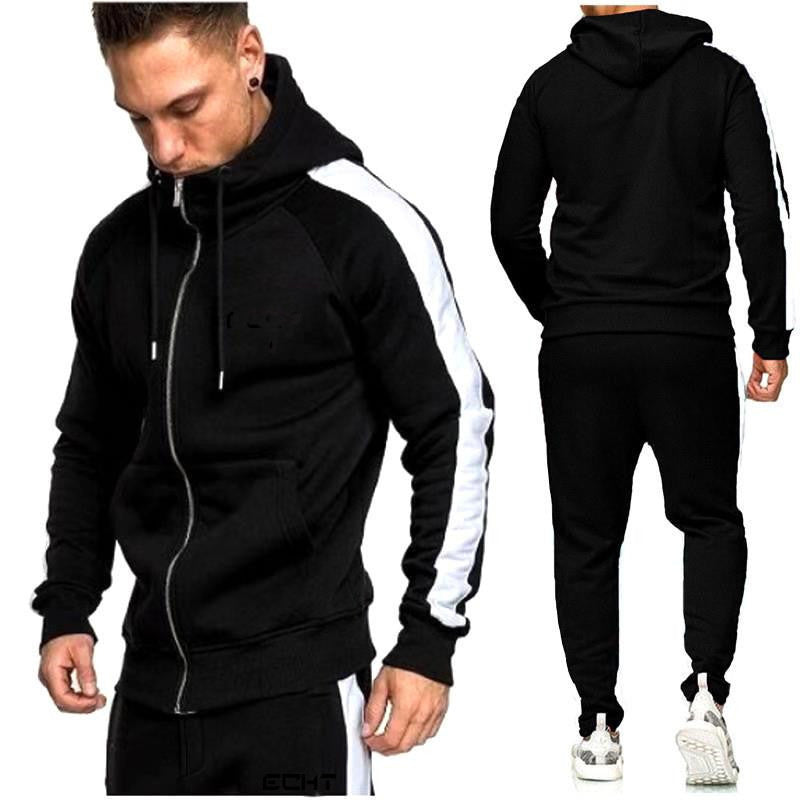 Men's Sweatshirt Sports Suit Casual Jogging Men's Hoodie