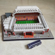 Load image into Gallery viewer, 3D puzzle football field
