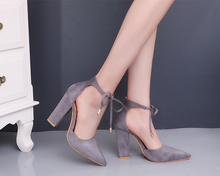 Load image into Gallery viewer, Simply Pointed Toe High Heel Pumps Shoes