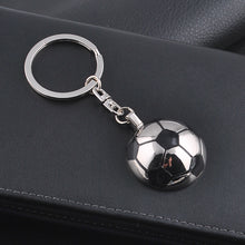Load image into Gallery viewer, Football Shoe Keychain