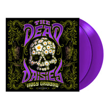 Load image into Gallery viewer, THE DEAD DAISIES Holy Ground 2 LP Purple Vinyl