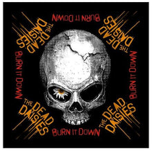 Load image into Gallery viewer, THE DEAD DAISIES Burn It Down Bandana
