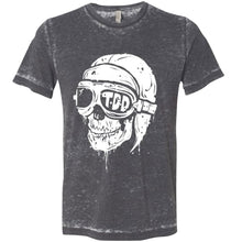 Load image into Gallery viewer, THE DEAD DAISIES Pilot Skull T-Shirt