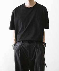 【stein】OVERSIZED POCKET TEE