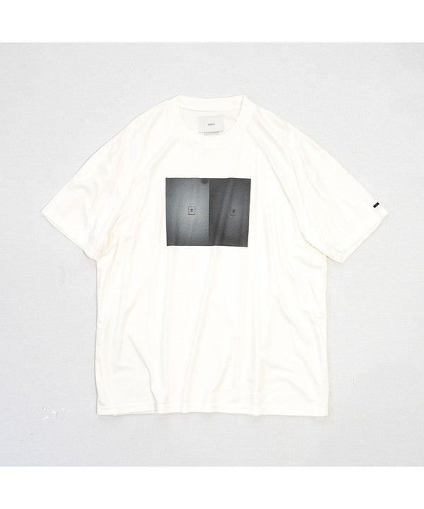 【stein】PRINT TEE - RECONSIDER -stein シュタイン PRINT TEE - RECONSIDER - WHITE ST.259 session