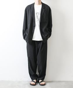 【wonderland】Tailored jacket