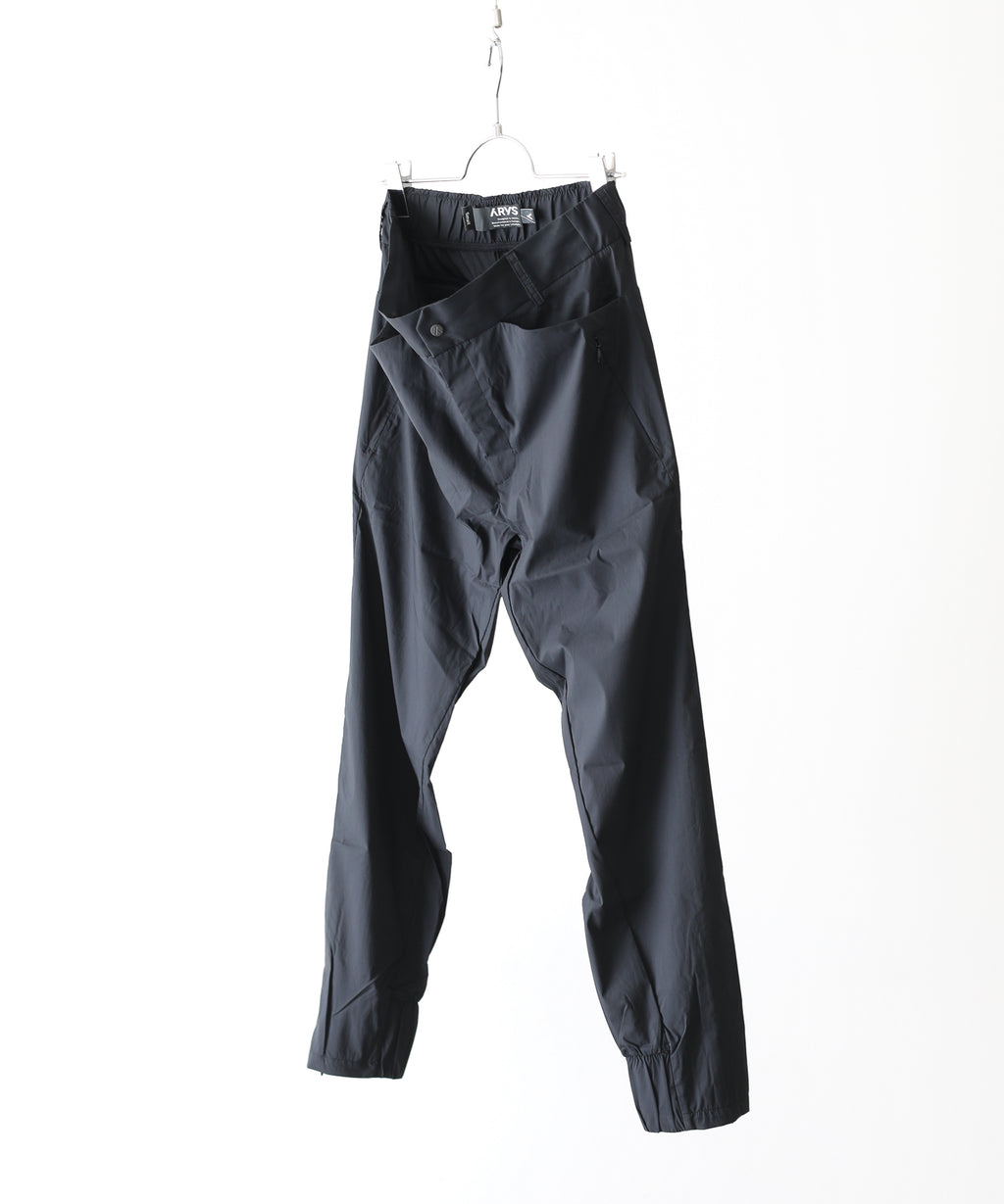 ARYS エリス TraceTrousers BLACK session