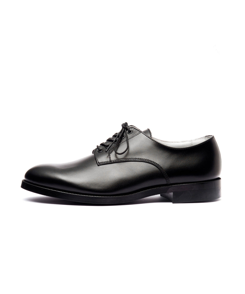 FOOTSTOCK フットストック SERVICEMAN SHOES BLACK 公式通販 session