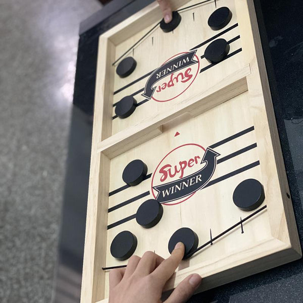Fast Sling Puck Game Board