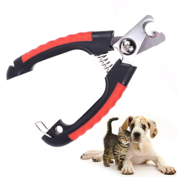 Professional Pet Dog Stainless Steel Nail Clipper