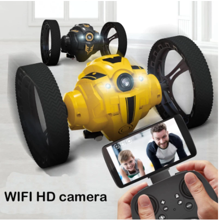 Jumping Car with WIFI camera