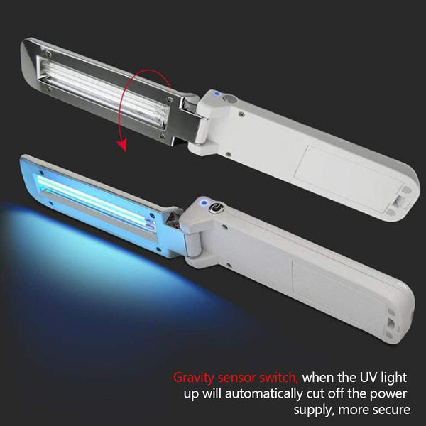 Portable UVC Disinfection Wand