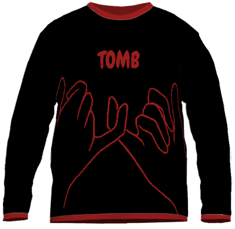 Tomb Sweater (Red Dawn Limited Edition)