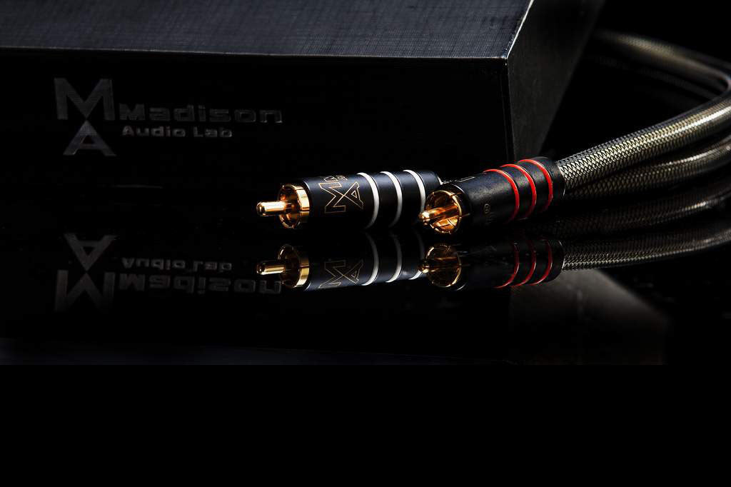 Madison Audio Lab Extreme Standard 2 Interconnect RCA