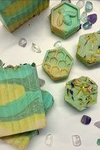 Load image into Gallery viewer, Abundance Aventurine Soap