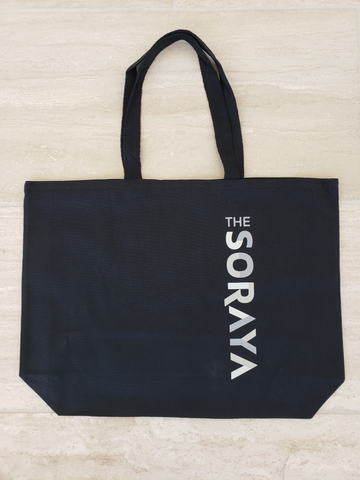 Soraya Tote Bag (Black)