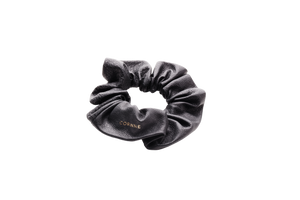 Open image in slideshow, Leather Scrunchie