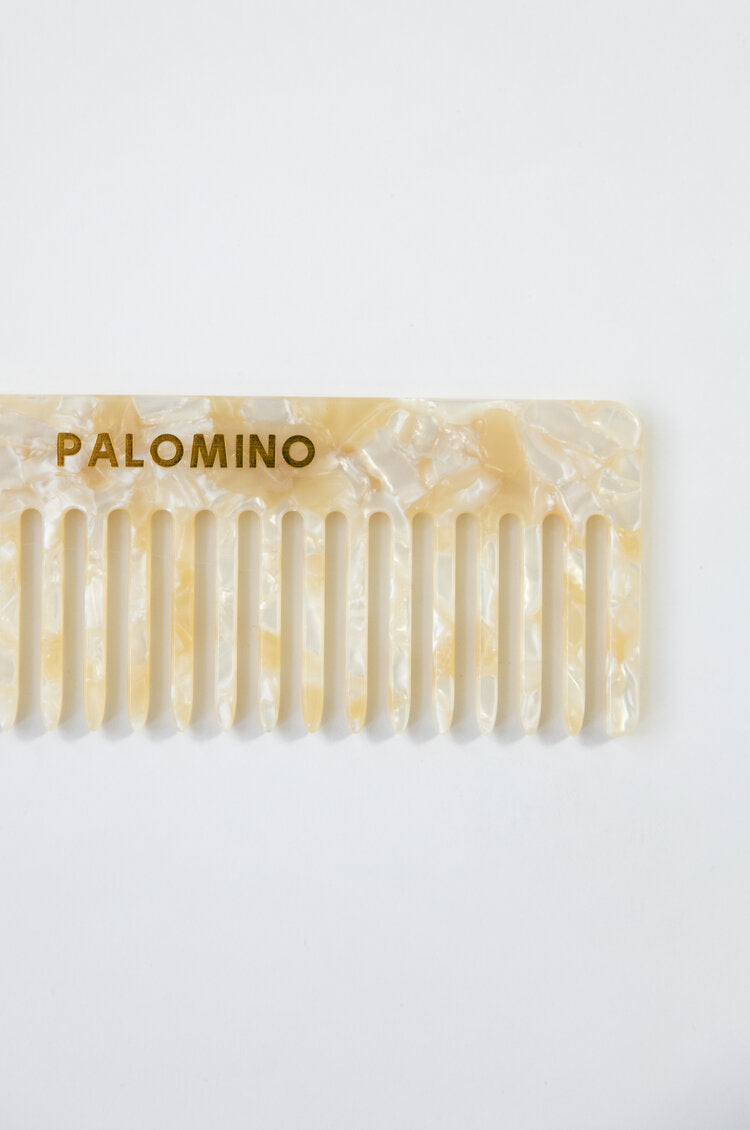 Texture Comb in Creme