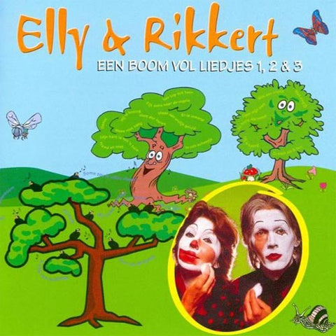 Elly & Rikkert - Een boom vol liedjes 3-cd box