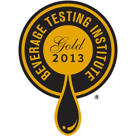 Gold Medal Beverage Testing Institute 2013
