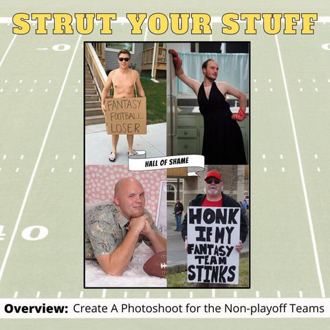 Strut Your Stuff Overview
