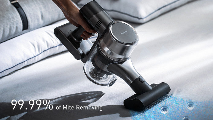 99.99% of Mite Removing