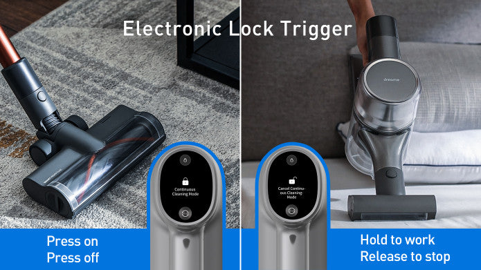 Electronic Lock Trigger