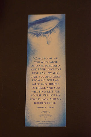 """Tears of Love"" Bookmark"