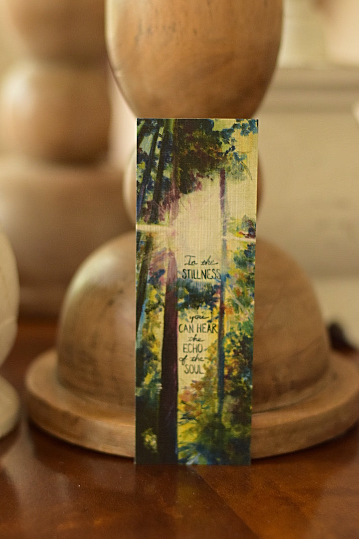 "The ""Journey"" Bookmark"