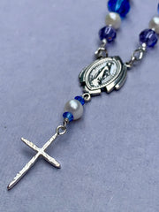 """Gentle Woman"" Miraculous Medal Necklace"