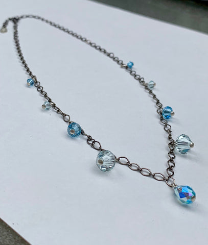"""Tears of Love"" Necklace"