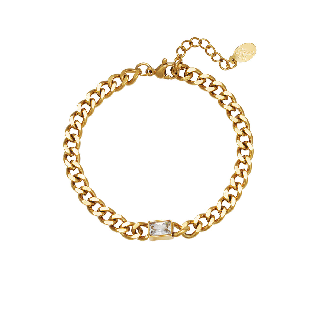 Armband Diamond In Chain