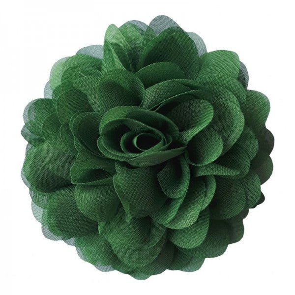 Urban Hippies Meadow Green Chiffon Corsage