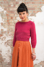 Load image into Gallery viewer, Netherton Pullover by Lydia Gluck, Pom Pom Quarterly Issue 1 (Summer 2013)