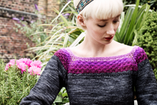 Load image into Gallery viewer, Wenlock by Tin Can Knits, Pom Pom Quarterly Issue 10 (Autumn 2015)