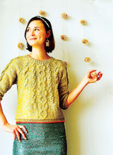 Load image into Gallery viewer, Moira by Anna Wilkinson, Pom Pom Quarterly Issue 3 (Winter 2013)