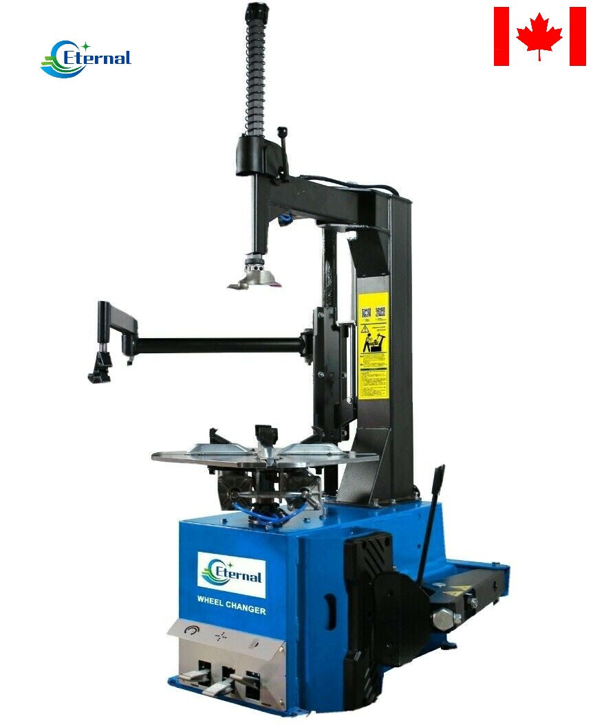 GT325L Tire changer . High configuration in Canada, low price