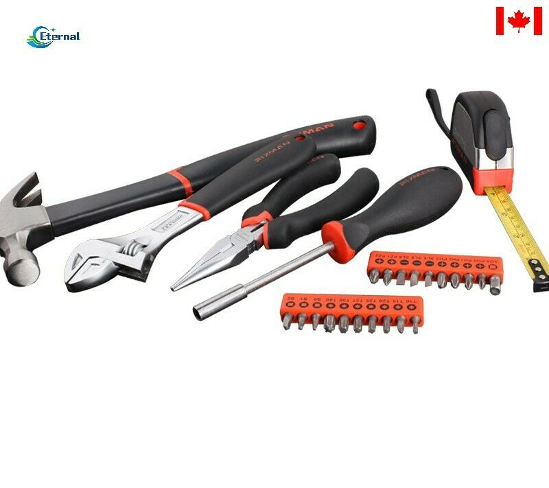 25pc Tools Set Home Use