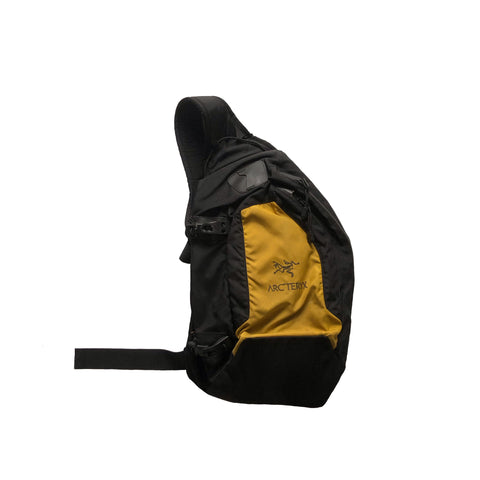 Arcteryx Quiver Backpack Yellow
