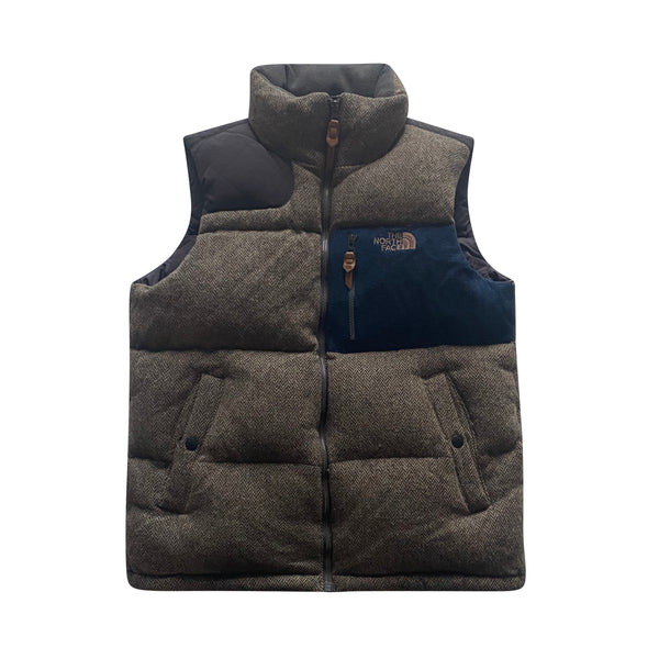 The North Face 700 Tweed Gilet - Small