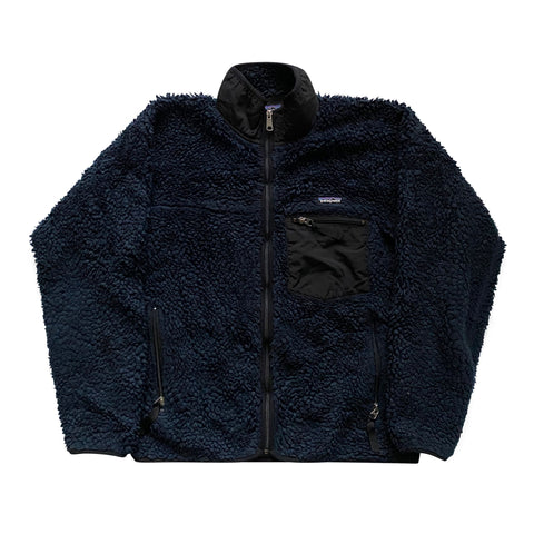 OG Patagonia Retro-X Fleece Navy Blue- Size S