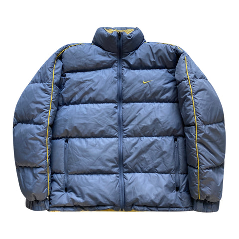 Reversible Nike Puffer Jacket - Large