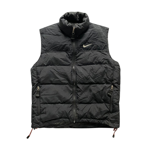 Black Nike ACG Gilet - Medium