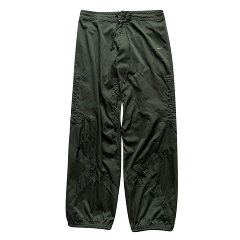 Rare Nike Cargo Trousers - Women's 6