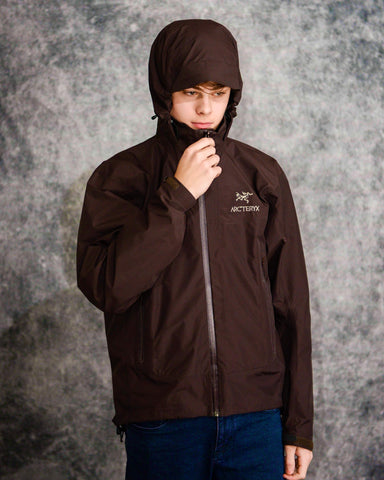 Arcteryx Beta SL Jacket Brown/Teak - Small